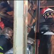 Lille: une mère et son enfant tués dans l'effondrement de leur maison