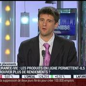 Assurance-vie: Quels types de contrats privilégier?: François Tindillère, dans Intégrale Placements –