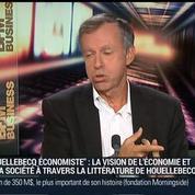 Bernard Maris, économiste et membre du conseil général de la Banque de France, dans Le Grand Journal 2/3