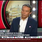 Le Paris de Patrick Szraga, dans Paris est à vous –