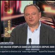 Emmanuel Lechypre: Emploi: sans les mécanismes de rentes et de surprotection des CDI, il y aurait 5 millions de postes en plus