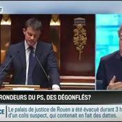 Le parti pris d'Hervé Gattegno : Les frondeurs du PS sont des dégonflés