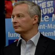 Primaire UMP: Le Maire croit en sa chance