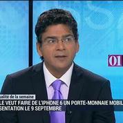 L'actualité IT de la semaine: Frédéric Charles et Pascal Samama, dans 01Business 2/4