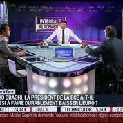 Philippe Béchade VS Sébastien Korchia: Quid des mesures prises par la BCE pour relancer le crédit ?, dans Intégrale Placements – 1/2