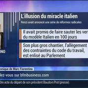 Marc Fiorentino: L'illusion du miracle italien
