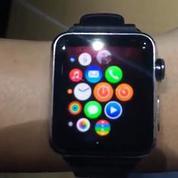 Test : l'Apple Watch au poignet