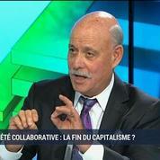 Société collaborative: est-ce la fin du capitalisme ?: Jerémy Rifkin et Arnaud Gossman, dans Business Durable – 1/4