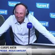 DSK - Anne Sinclair : la blague très osée de Nicolas Canteloup sur Europe 1