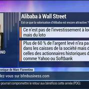 Marc Fiorentino: Alibaba à Wall Street: la plus grosse introduction en Bourse du monde