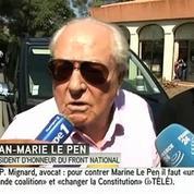 Jean-Marie Le Pen est