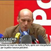 Nicolas Hénin :