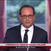 Hollande annonce un «soutien aérien» aux Irakiens