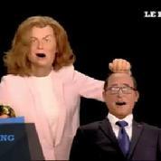 Le livre polémique de Valérie Trierweiler vu... par les humoristes