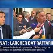 BFM Story: Sénat: Gérard Larcher, de retour à la présidence