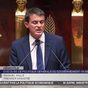 Valls assure que les 35h ne seront pas remises en cause