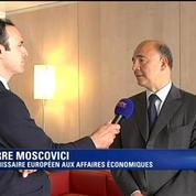 Moscovici: Je suis un européen engagé, un européen convaincu