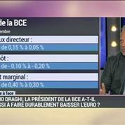 La minute de Philippe Béchade: Le QE de la BCE sera sans réel impact sur la création d'emplois