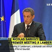 Les propositions phares de Nicolas Sarkozy