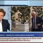 Olivier Faure et Geoffroy Didier: Le face à face de Ruth Elkrief –