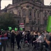 Mobilisation mondiale contre le changement climatique