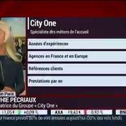 Made in Paris: Sophie Pécriaux, City One, dans Paris est à vous –