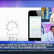 Netatmo élargit son réseau de distribution pour la vente de son thermostat connecté, Frédéric Potter dans GMB