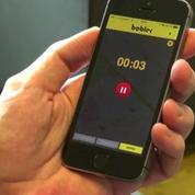 Bobler : le réseau social vocal (test appli smartphone)
