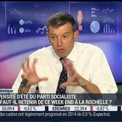 Nicolas Doze: Que faut-il retenir de l'Université d'été du Parti socialiste ?