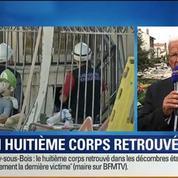 BFM Story: Rosny-sous-Bois: le huitième corps retrouvé dans les décombres était visiblement la dernière victime