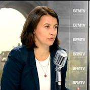 Cécile Duflot taquine Jean-Jacques Bourdin