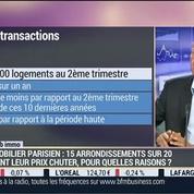 Focus sur le marché immobilier parisien: Olivier Marin, dans Intégrale Placements –