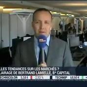 Tendances sur les marchés: Le CAC 40 fait du sur place: Bertrand Lamielle, dans Intégrale Bourse –