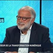 Transformation numérique: quels sont les objectifs du gouvernement?: Philippe Lemoine, dans 01Business 1/4