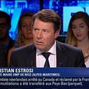 BFM Politique: Christian Estrosi face à David Assouline 5/6