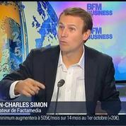 Jean-Charles Simon: 1 million d'emplois en cinq ans, est-ce énorme?