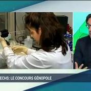 Le concours Génopole récompense les meilleurs projets de biotechnologie: Patricia Laurent et Eric Lameignère, dans Business Durable – 4/4