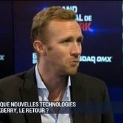 Nouvelles technologies: est-ce le retour de Blackberry?, dans Le Grand Journal de New York – 4/4
