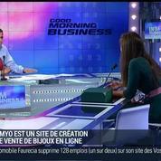 90% des Français estiment que le luxe est inaccessible: Pauline Laigneau, dans GMB –