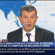 L'Édito éco de Nicolas Doze: Mistral: l'annulation de la vente coûterait des milliards d'euros –