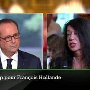 Top/Flop : Hollande boudé par les téléspectateurs, il fait tomber son nouvel iPhone 6