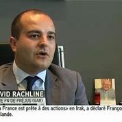 Pour David Rachline, le sondage favorable à Marine Le Pen n'est pas étonnant