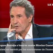 Jean-Jacques Bourdin menace physiquement Nicolas Canteloup