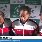 Tennis / Coupe Davis : la victoire de tout un groupe
