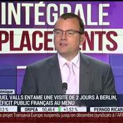 Nicolas Doze: Visite de Manuel Valls à Berlin: réduction du déficit français au programme –
