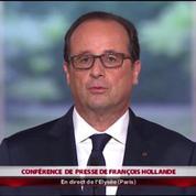 Otages : «La France ne paie pas rançon» réaffirme Hollande