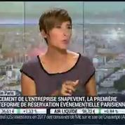 Made in Paris: Maud Arditti, Snapevent, dans Paris est à vous –