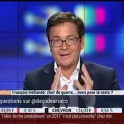 Conférence de Presse de François Hollande: Les analyses de Véronique Jérôme, Benaouda Abdeddaïm, Stanislas de Bentzmann, Olivier Lecomte et Patrick Coquidé