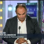La minute d'Olivier Delamarche: Mario Draghi, parfait dans son rôle de banquier central ignorant