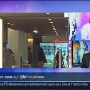 Iliad projette de faire 4 milliards d'euros de chiffre d'affaires à la fin de l'année 2014, Maxime Lombardini, dans GMB –